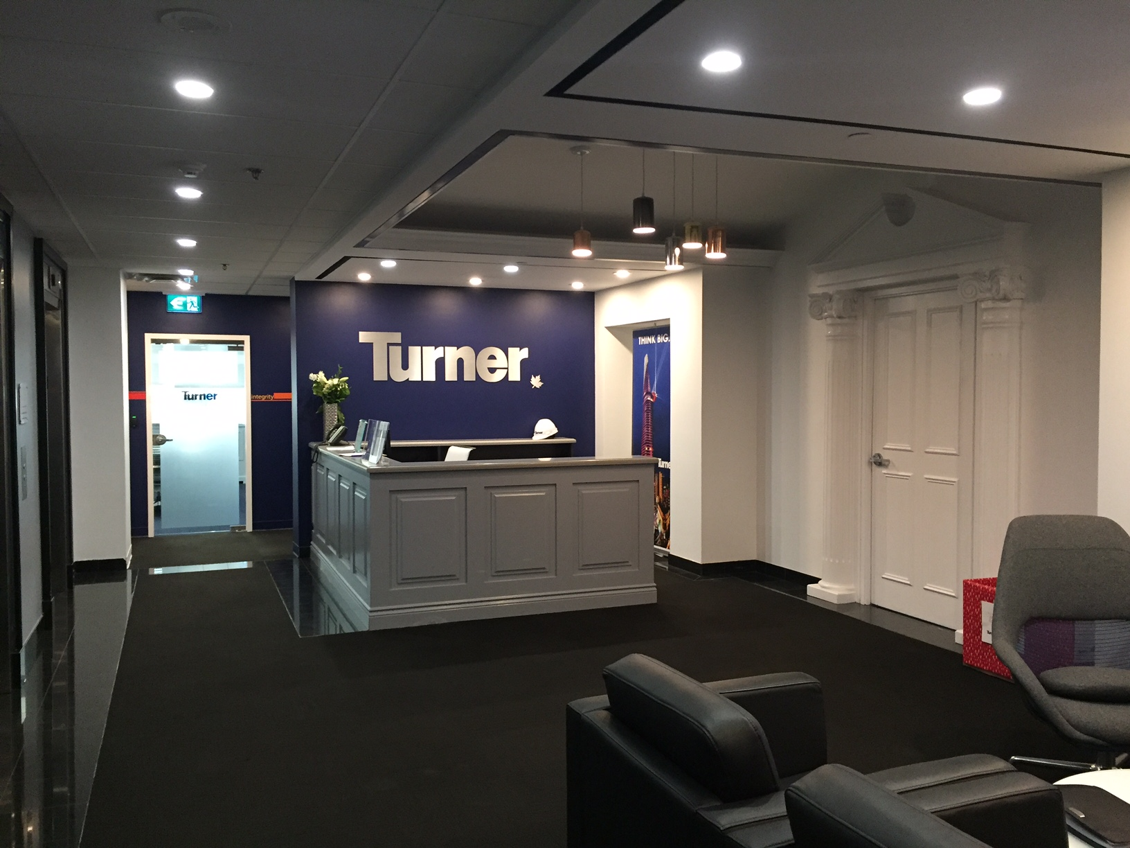 Turner COnstruction Head Office